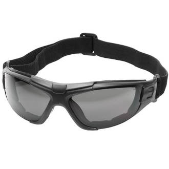 Radians Airsoft 4-in-1 Foam Lined Glasses - AS4120CS