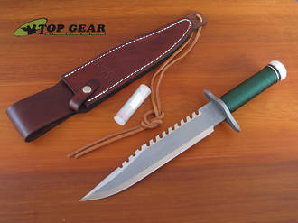 Rambo First Blood Part I Knife MC-RB1 - From the Movie
