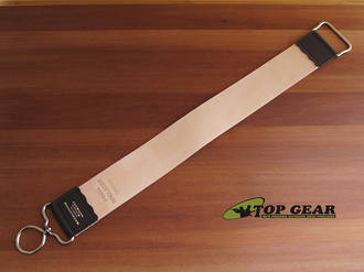 Razolution by Simbatec High-Grade Leather Strop for Straight Razor - 88352