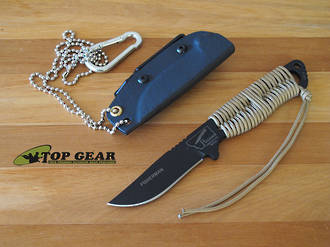Ruana Americana Fisherman Knife - 1095 High Carbon Steel - RUAMFISH