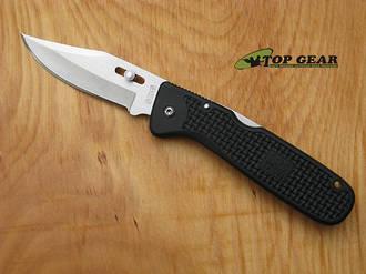 SOG Autoclip Pocket Knife with Black Zytel Handle - AC-20