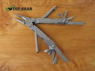 SOG Powerlock Multi-Tool with V-Cutter - S62N-CP