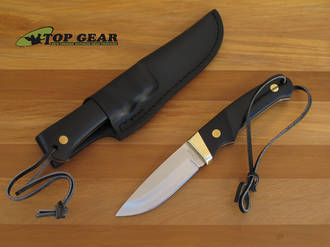 Schrade Pro Hunter Drop-Point Knife - PH1