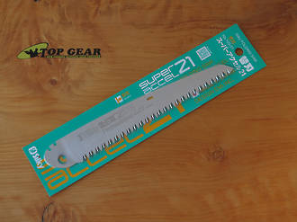 Silky Super Accel 21 Replacement Saw Blade, Coarse - 120-21
