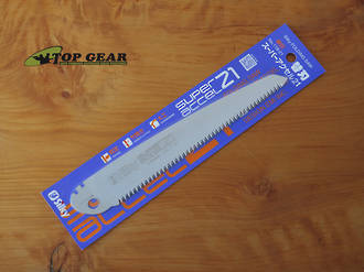 Silky Super Accel 21 Replacement Saw Blade - 118-21 Fine