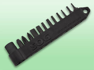 Sog Hex Bit Accessory Kit for Sog Multi-tool 13 Pieces - HXB-01