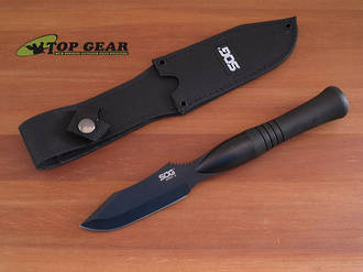 Sog Spirit II Fixed Blade Knife - FS02-N