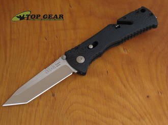 SOG Trident Tanto Knife with Razor Edge - TF-6