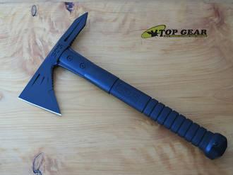 SOG Voodoo Hawk Mini Tomahawk - Black F183N-CP