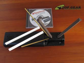 Spyderco Tri-Angle Sharpmaker Sharpener - 204MF