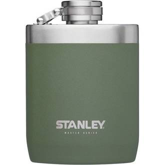 Stanley Master Flask 8 oz, 240 ml Green - 10-02892-010