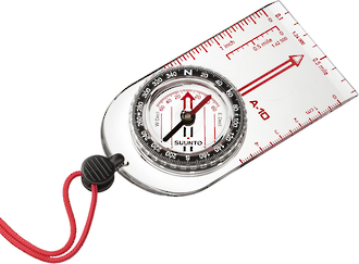 Suunto A-10 Recreational Baseplate Compass - SS012055014