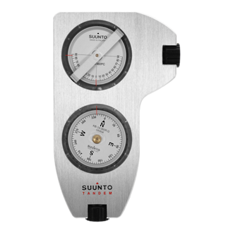 Suunto Tandem/360PC/360R G Clino/Compass Professional Clinometer and Compass - SS020420000