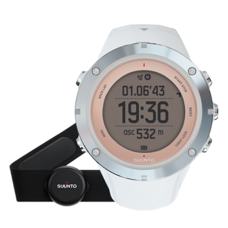 Suunto Ambit3 Sport GPS Watch with Heart Rate Monitor - Sapphire SS020672000
