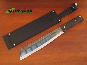 Svord Golok British Army Pattern Machete with Micarta Handle - G
