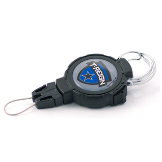 T-Reign Heavy-Duty Retractable Gear Tether, Large - 0TRG-431