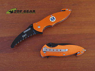 Tac-Force EMT Emergency and Rescue Knife - YC-565EMS