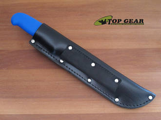 Taurus Leather Sheath for Fish Filleting Knife - FK