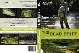 The Dead Drift DVD by Stealth Films - An in Depth Analysis to Fly Fishing in New Zealand