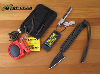 Tops Hoffman Harpoon Survival Knife - HOFHAR-01