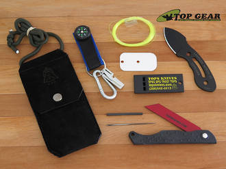 Tops Ruk 16 Survival Kit - TPRUK16