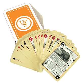 Ultimate Survival Technologies Survival Tips Playing Cards - 20-02180-10