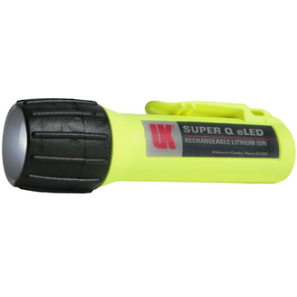 Underwater Kinetics Super Q ELED Rechargeable Dive Torch - 12201