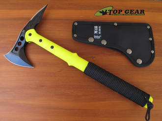 United Cutlery M48 Kommando Rescue Axe - Yellow UC2820