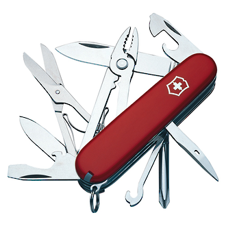 Victorinox Tinker Deluxe Swiss Army Knife - 1.4723