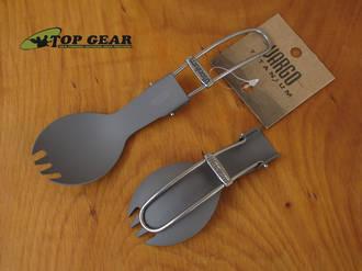 Vargo Foldable Titanium Spork - 00217