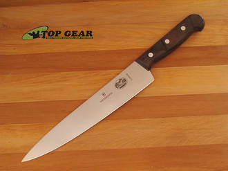 Victorinox 22 cm Carving Knife - Rosewood Handle 5.2000.22
