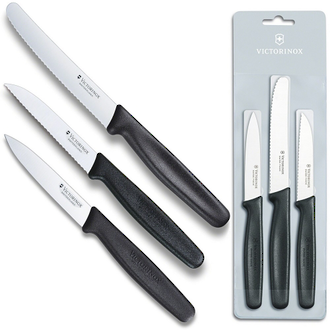 Victorinox 3-Piece Paring Knife Set - 5.1113.3
