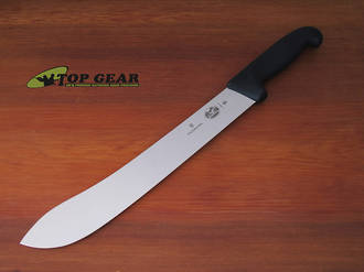 Victorinox Butchers Knife with Wide Tip 31 cm Blade - 5.7403.31