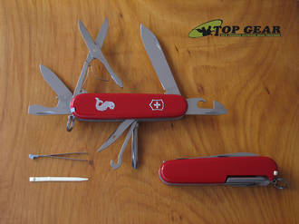 Victorinox Fisherman Swiss Army Knife - 1.4733.72