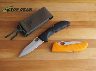 Victorinox HunterPro Folding Hunting Knife - 0.9410.3 Black or 0.9410.9 Orange