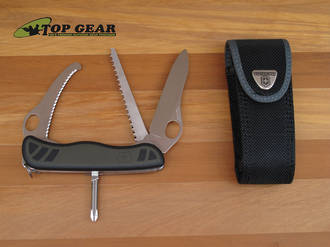 Victorinox Hunter XT Swiss Army Knife, Green - 0.8441.MC4