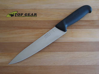 Victory Cook's Knife, 20 cm, Black Progrip Handle - 2/5002/20/200