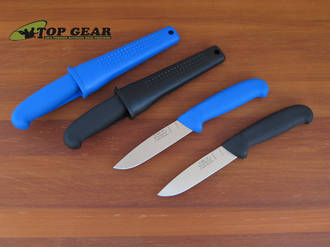 Victory Drop Point Hunting Knife, Progrip Handle with Sheath - 3/303/10/200