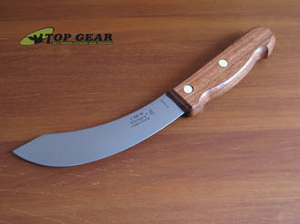 """Victory 6"""" Skinning Knife with Wooden Handle, High Carbon Steel - 1/100/15/110"""
