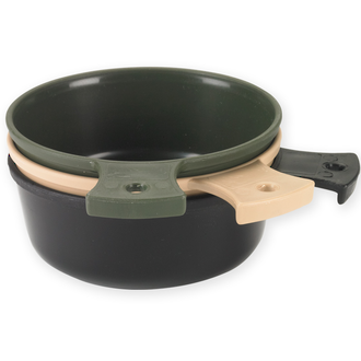 Wildo Kasa Bowl - Black, Olive or Tan