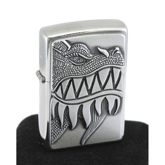 Zippo Firebreathing Dragon Windproof Lighter - 28969