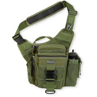 Maxpedition Jumbo S-Type Versipack - Olive Drab Green 0413G-OD