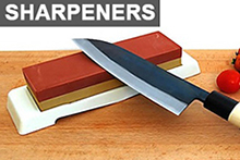 Sharpeners Top Gear NZ