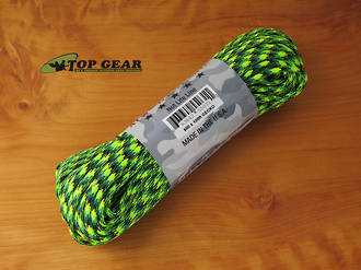 Atwood Rope Manufacturing 550 Paracord Rope, Gecko - RG010H