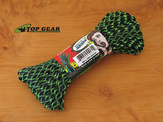 Atwood Rope Manufacturing 550 Zombie Edition Paracord Rope, Decay 55171