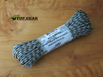 Atwood Rope Manufacturing 550 Paracord Rope, ACU Camo - 55116