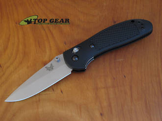 Benchmade Griptilian Drop Point Folding Knife Cpm S30v 551
