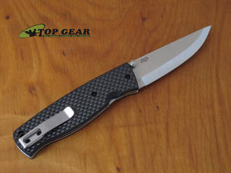 Enzo Birk 75 Folding Knife with Carbon Fibre Handle - D2 Tool Steel
