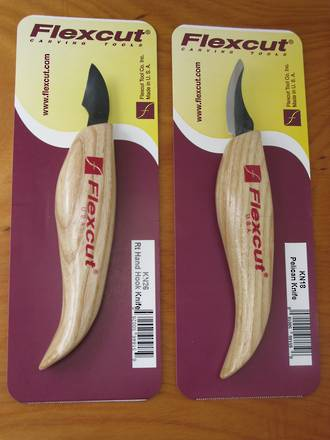 Flexcut Carving Knife - 2 Models