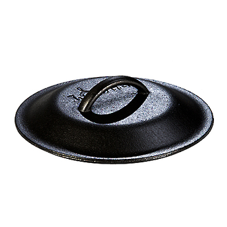 "Lodge Pre-Seasoned Cast 8"" - 20 cm Iron Lid - L51C3"